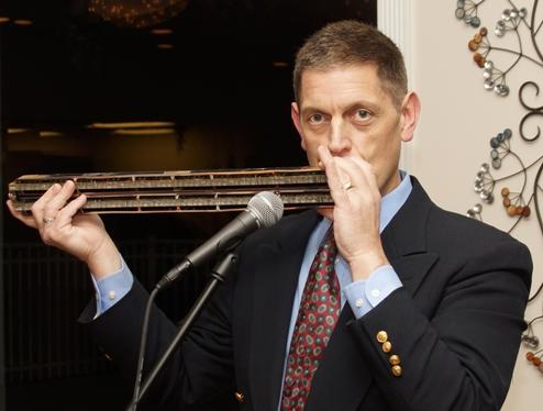 Brendan Power Harmonica