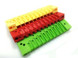 Hohner 10 Hole Power Combs