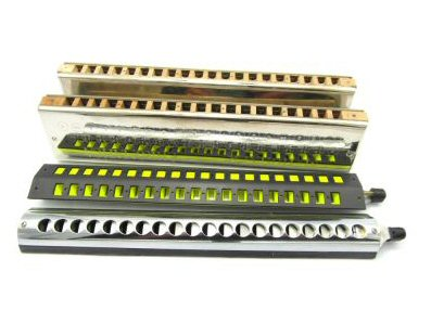 Hohner 268 Bass Harmonica Parts